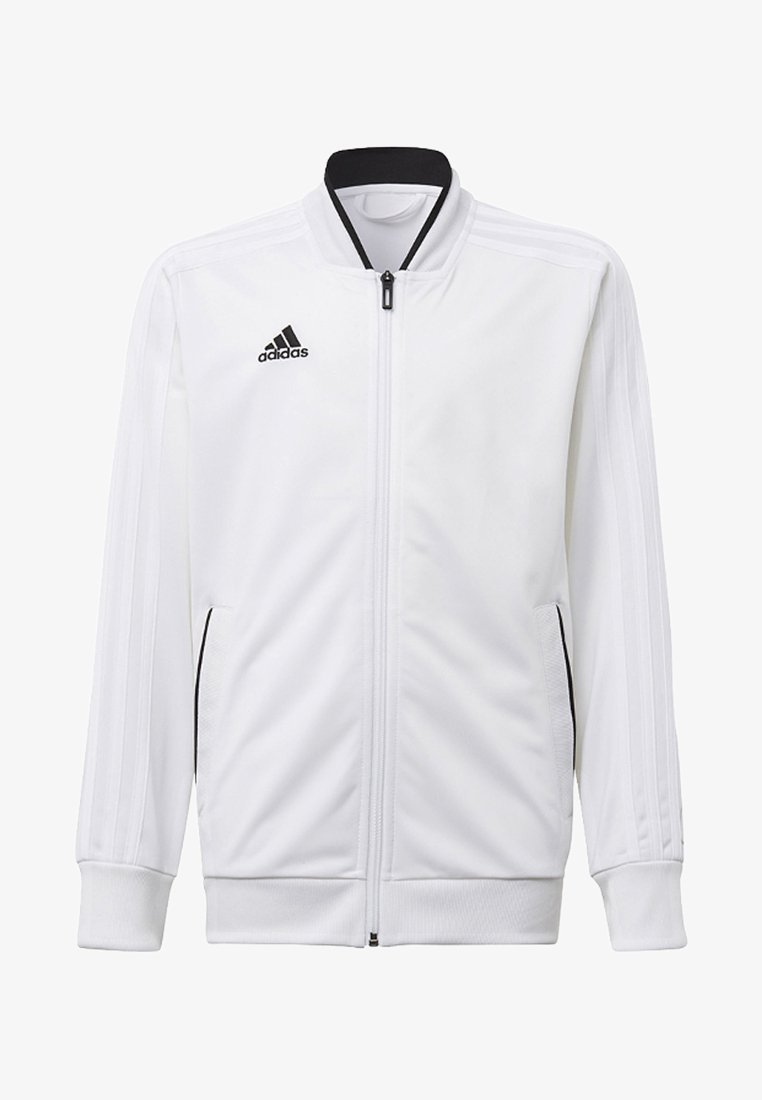 adidas Performance - CONDIVO 18 TRACK TOP - Treningsjakke - white/black