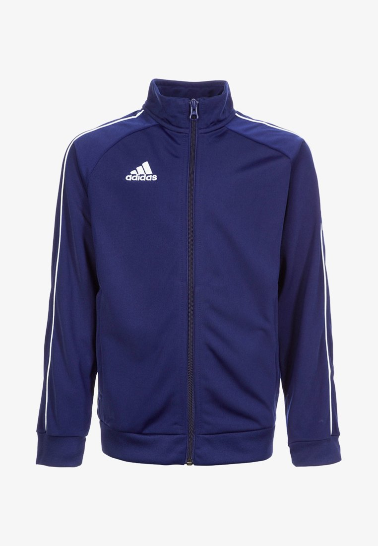 adidas Performance - CORE 18 JACKET - Veste de survêtement - dunkelblau