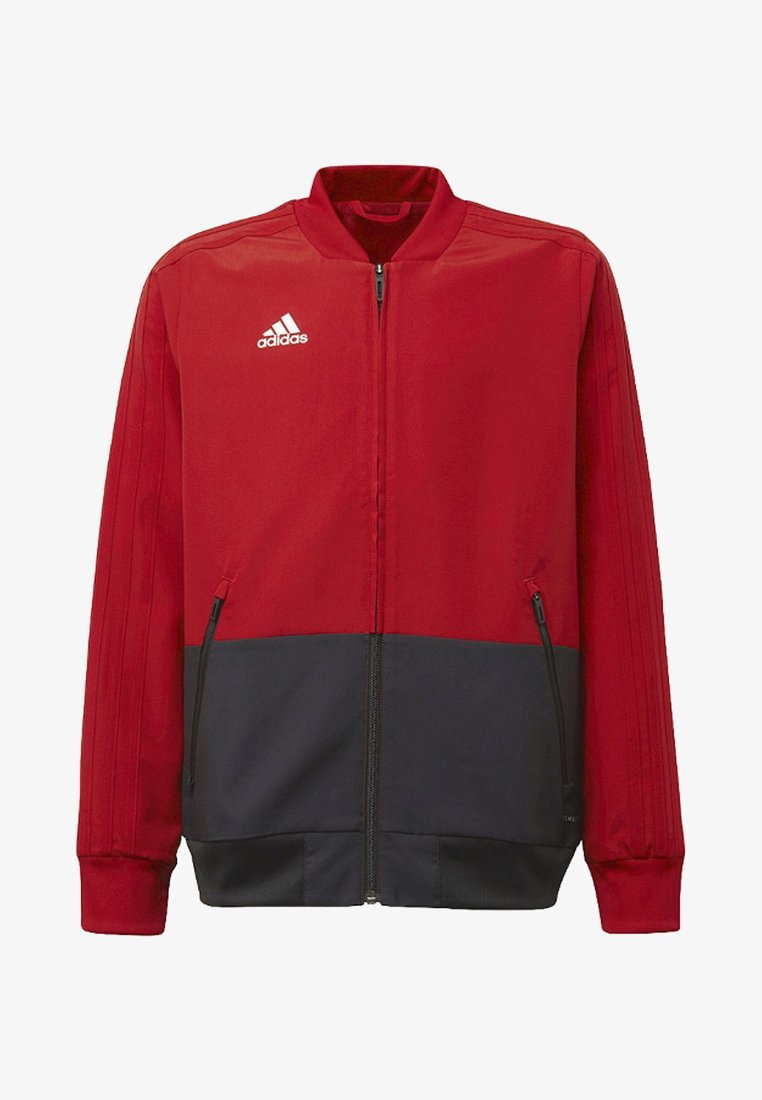 adidas Performance - CONDIVO 18 PRESENTATION TRACK TOP - Veste de survêtement - power red/black/white