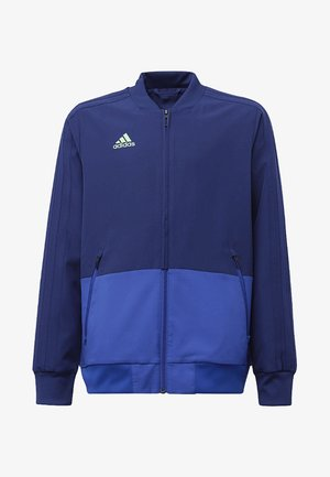 CONDIVO 18 PRESENTATION TRACK TOP - Trainingsjacke - blue