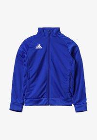 adidas Performance - CORE ELEVEN FOOTBALL TRACKSUIT JACKET - Sportovní bunda - bold blue/white - 2