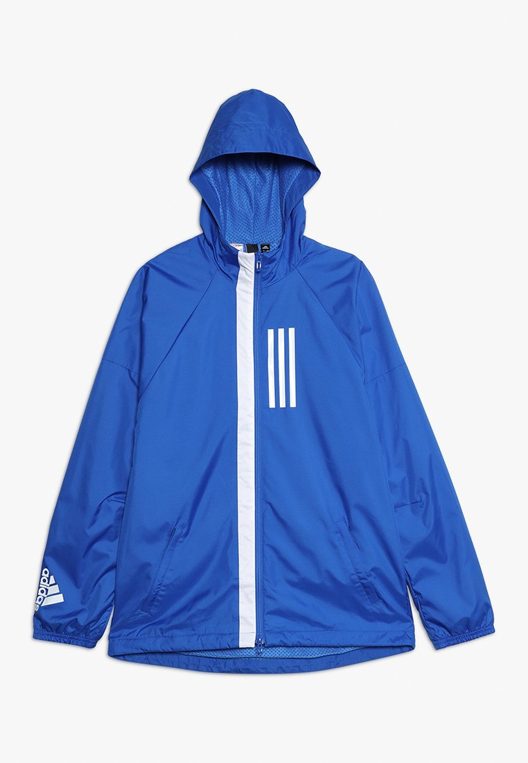 adidas Performance - Hardshelljacke - blue/white
