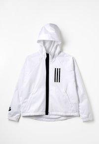 adidas Performance - WIND - Veste de survêtement - white/black - 0