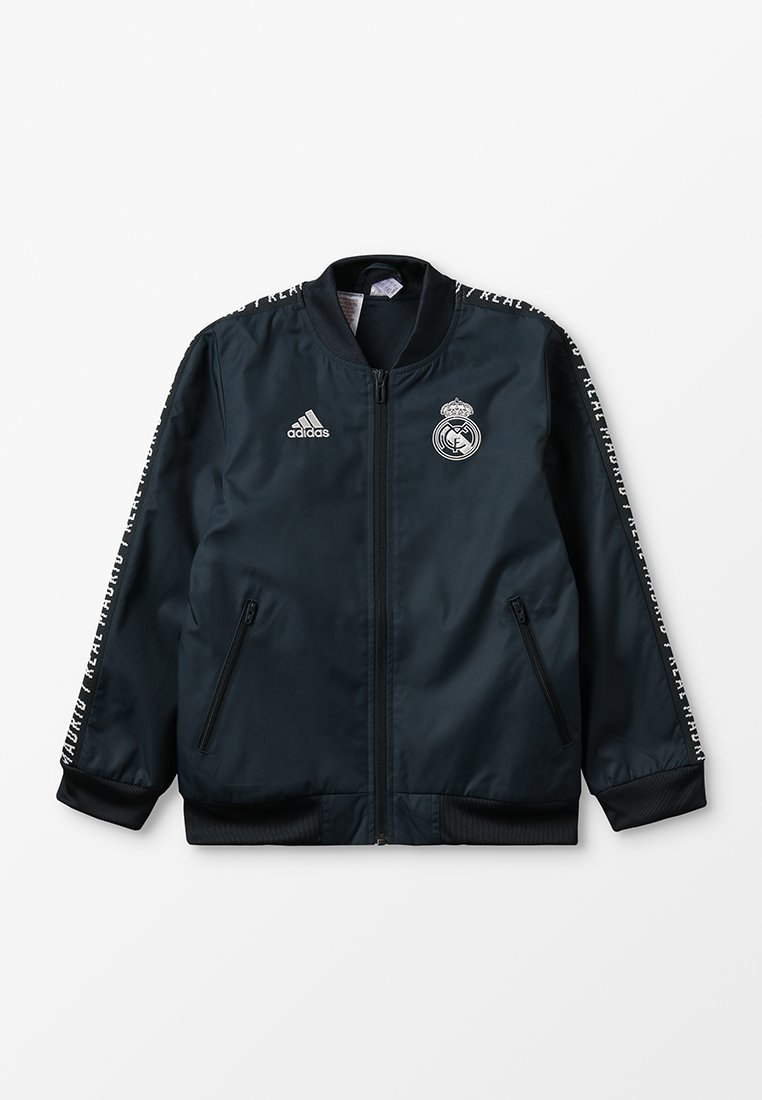 adidas Performance - REAL ANTHEM - Veste de survêtement - tech onix