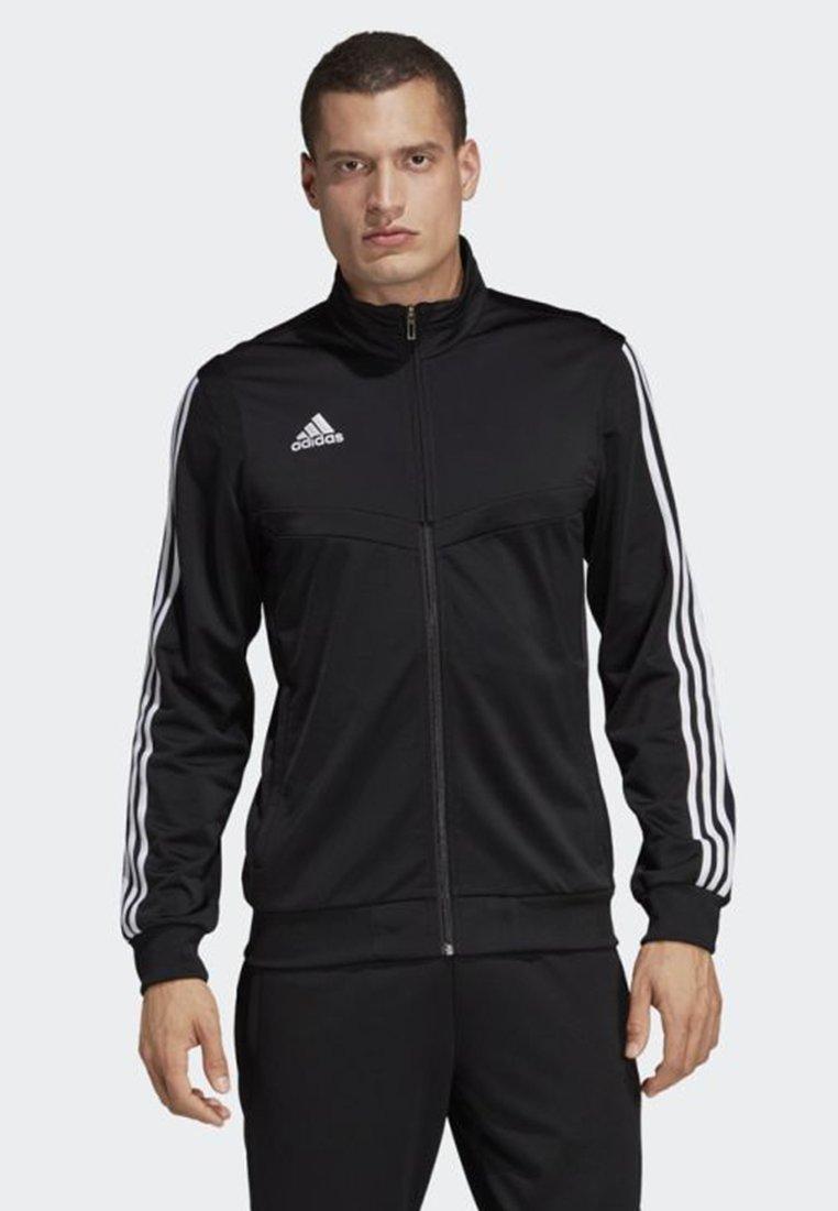 adidas Performance - TIRO 19 POLYESTER TRACK TOP - Træningsjakker - black