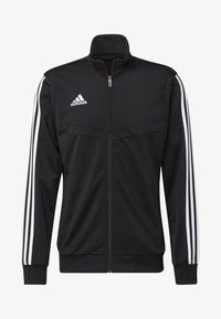 adidas Performance - TIRO 19 POLYESTER TRACK TOP - Training jacket - black - 6