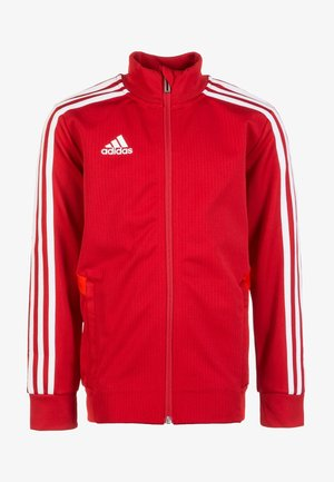 TIRO 19 TRAINING TRACK TOP - Træningsjakker -  red / white