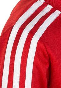 adidas Performance - TIRO 19 TRAINING TRACK TOP - Training jacket -  red / white - 3