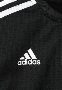 adidas Performance - TIRO 19 TRAINING TRACK TOP - Chaqueta de entrenamiento - black/white - 3