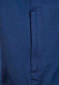 adidas Performance - TIRO 19 POLYESTER TRACK TOP - Trainingsvest - dark blue / white - 2