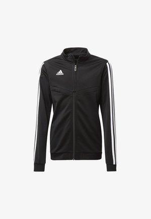 TIRO 19 POLYESTER TRACK TOP - Training jacket - black