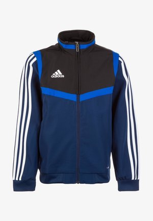 TIRO 19 PRESENTATION TRACK TOP - Veste de survêtement - dark blue/black/white