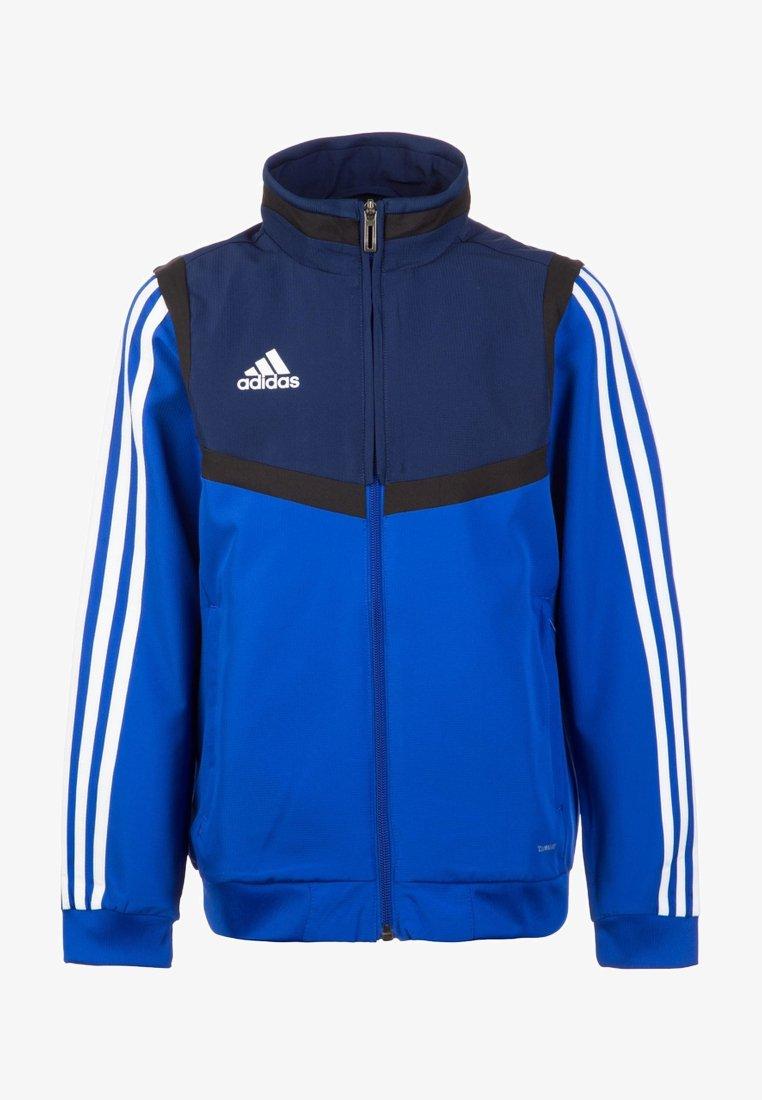 adidas Performance - TIRO 19 PRESENTATION TRACK TOP - Training jacket - bold blue/dark blue/white