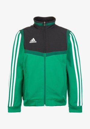 TIRO 19 PRESENTATION TRACK TOP - Trainingsvest - bold green/white
