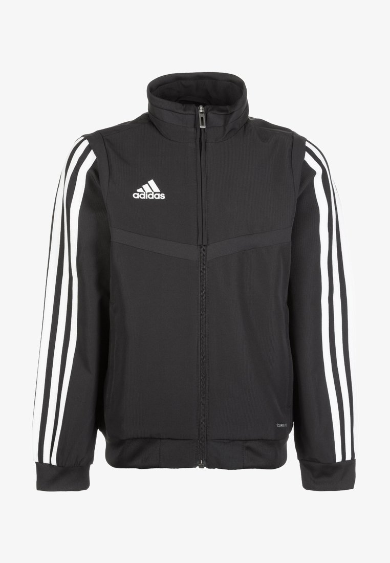 adidas Performance - TIRO 19 PRESENTATION TRACK TOP - Trainingsjacke - black/white