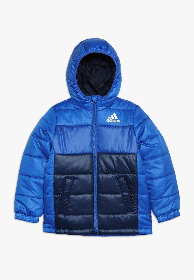 adidas Performance - PADDED - Veste d'hiver - blue/collegiate navy/white