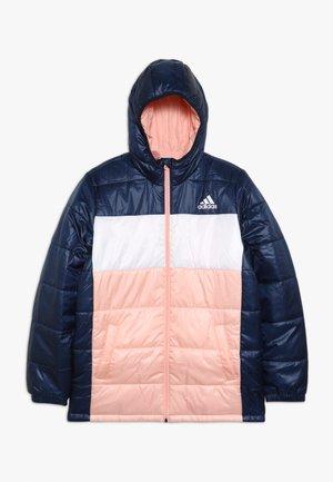 PADDED - Winter jacket - conavy/glopink/white
