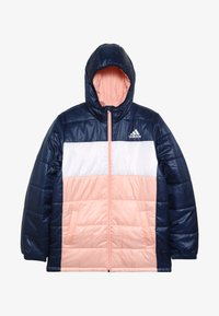 adidas Performance - PADDED - Winter jacket - conavy/glopink/white - 2