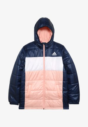 PADDED - Winter jacket - conavy/glopink/white