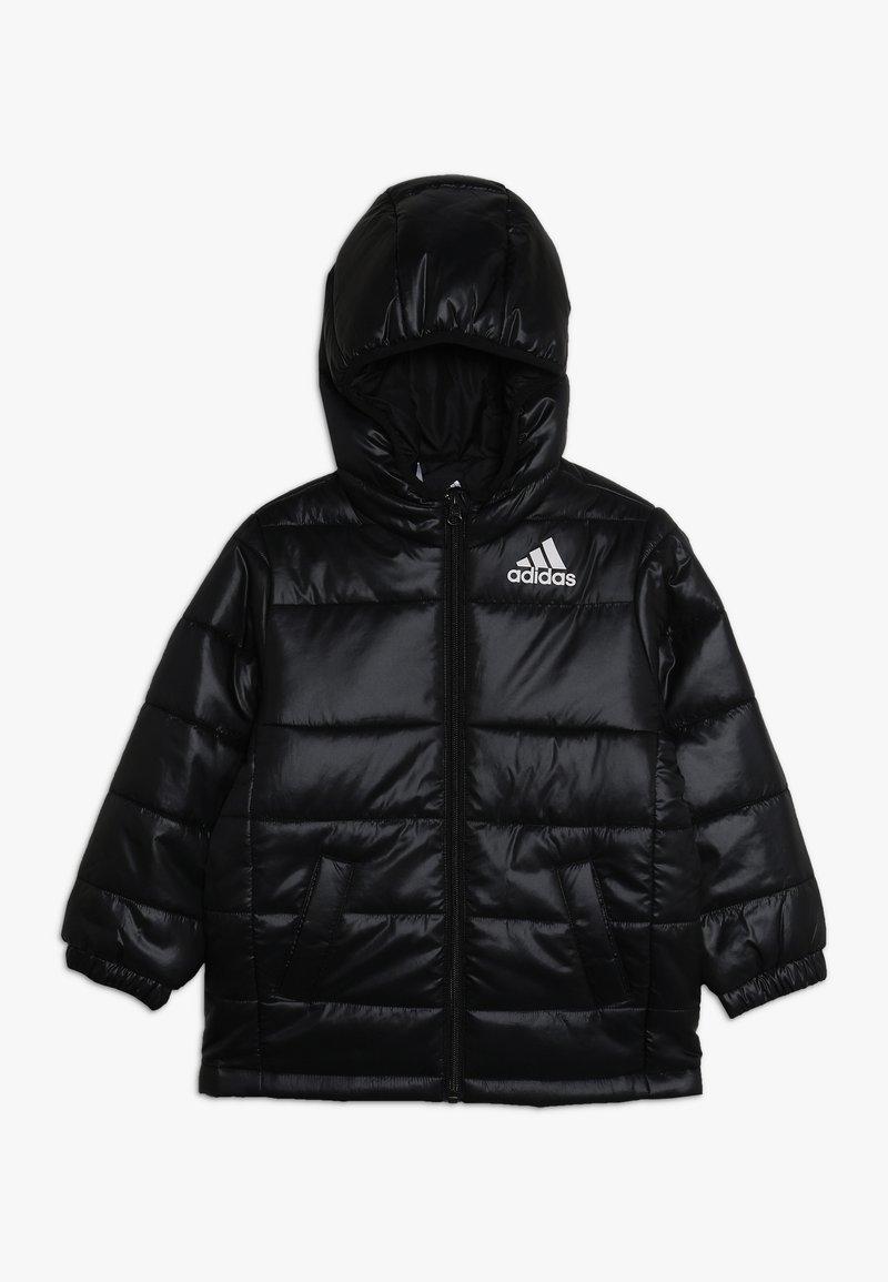 adidas Performance - PADDED - Winter jacket - black/white