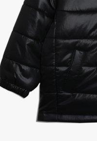 adidas Performance - PADDED - Winterjas - black/white - 2
