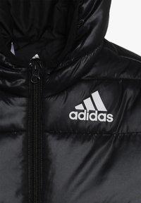 adidas Performance - PADDED - Winter jacket - black/white - 4