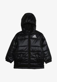 adidas Performance - PADDED - Winter jacket - black/white - 3