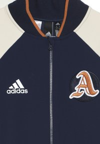adidas Performance - VRCT CITY - Träningsjacka - collegiate navy/linen/tech copper - 4