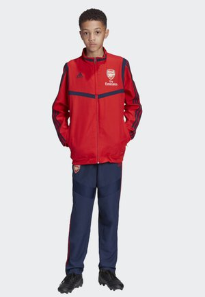 ARSENAL PRESENTATION TRACK TOP - Treningsjakke - red