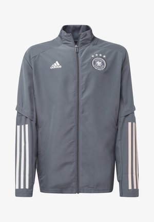 DEUTSCHLAND DFB PRÄSENTATIONSJACKE - National team wear - onix