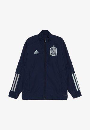 SPAIN FEF PRESENTATION JACKET - Oblečení národního týmu - collegiate navy