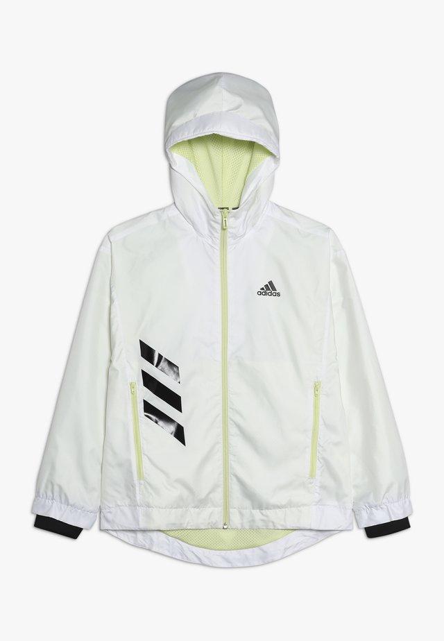 Trainingsjacke - white/yeltin/black