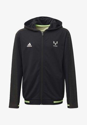 MESSI HOODIE - National team wear - black
