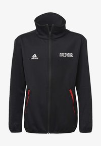 adidas Performance - PREDATOR TRACK TOP - Sports jacket - black - 0
