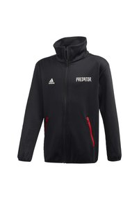 adidas Performance - PREDATOR TRACK TOP - Sports jacket - black - 2