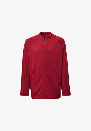ARSENAL ANTHEM JACKET - Sports jacket - burgundy