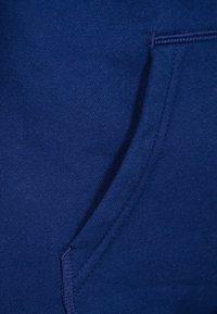 adidas Performance - CORE - Hoodie - dark blue/white - 2