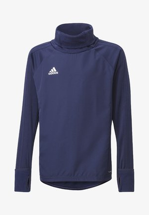 CONDIVO 18 PLAYER FOCUS WARM TOP - Sweatshirt - blue