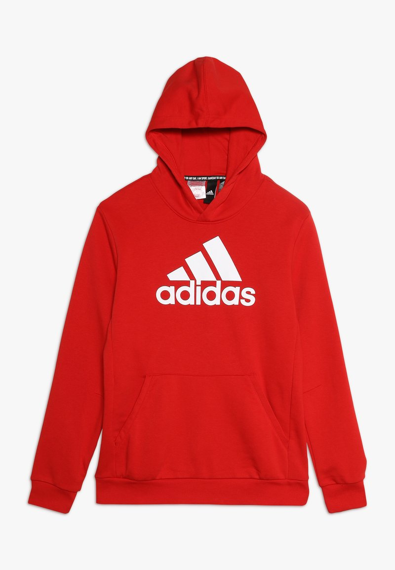 adidas Performance - Hættetrøjer - red/white