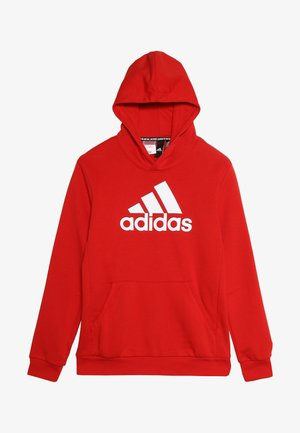 BOS - Hoodie - red/white
