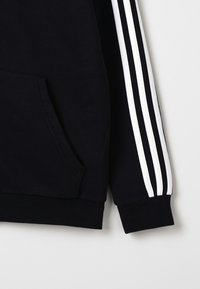 adidas Performance - veste en sweat zippée - black/white - 2