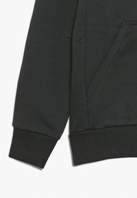 adidas Performance - veste en sweat zippée - dark green/white - 2