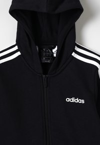 adidas Performance - veste en sweat zippée - black/white - 4