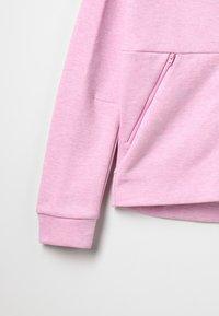 adidas Performance - ID Stadium Hooded Track Jacket - Sweatjakke /Træningstrøjer - true pink/grey six/black - 3