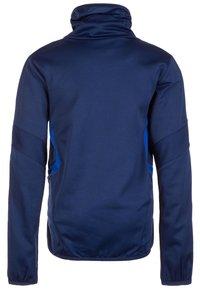 adidas Performance - Tiro 19 Warm Top - Sweatshirt - dark blue / bold blue / white - 1