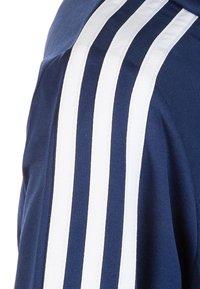 adidas Performance - Tiro 19 Warm Top - Sweatshirt - dark blue / bold blue / white - 3