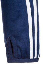 adidas Performance - Tiro 19 Warm Top - Sweatshirt - dark blue / bold blue / white - 4