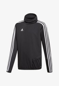 adidas Performance - Tiro 19 Warm Top - Sweatshirt - black - 0