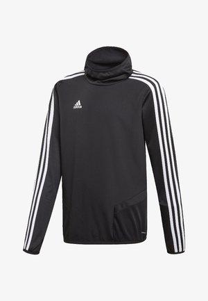 Tiro 19 Warm Top - Sweatshirts - black
