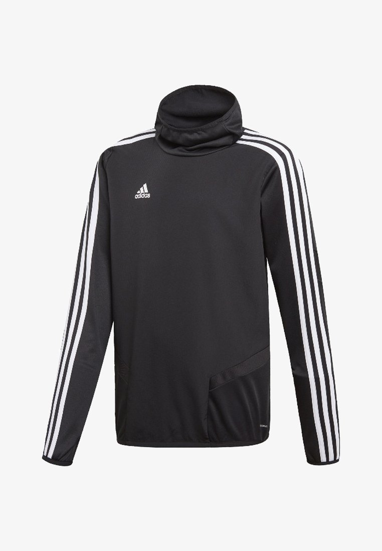 adidas Performance - Tiro 19 Warm Top - Sweatshirt - black